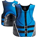 U-Back Neoprene Vest, , XL (44''-48'') , Blue