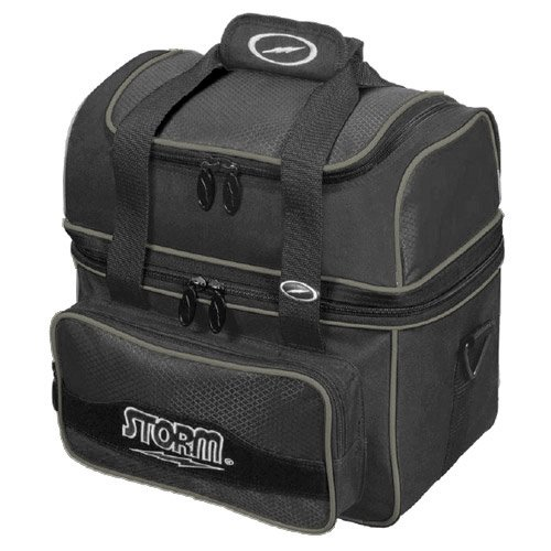 Storm 1 Ball Flip Tote, Black by Storm