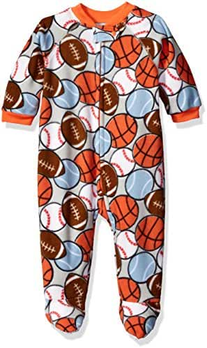 The Children's Place Boys' Blanket Sleeper PJs