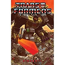 Transformers: Best of UK: Dinobots: Volume 1 (Transformers: Best of UK #01) [ TRANSFORMERS: BEST OF UK: DINOBOTS: VOLUME 1 (TRANSFORMERS: BEST OF UK #01) ] By Furman, Simon ( Author )May-13-2008 Paperback