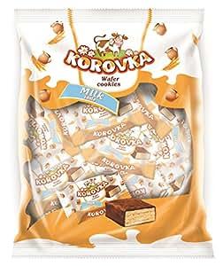 Amazon.com : Korovka Wafer Cookies, Baked Milk, 5.3 Ounce ...252 x 300 jpeg 16 КБ
