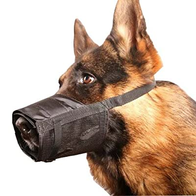 Adjustable Dog Grooming Muzzle - X-SMALL, SMALL, MEDIUM, LARGE, or X-LARGE