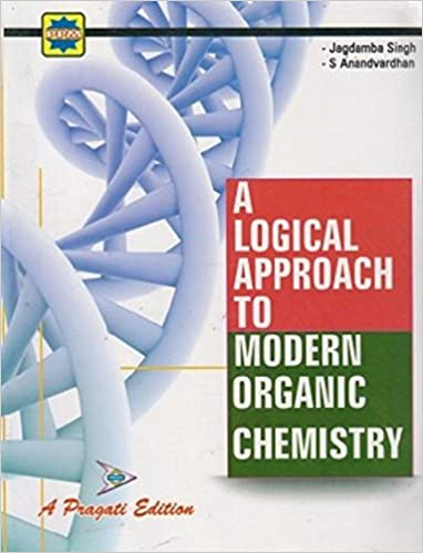 buy a logical approach to modern organic chemistry book online at
