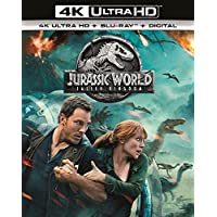 Jurassic World: Fallen Kingdom (UHD + BluRay)