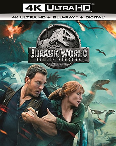 Amazon in: Buy Jurassic World: Fallen Kingdom (UHD + BluRay) DVD