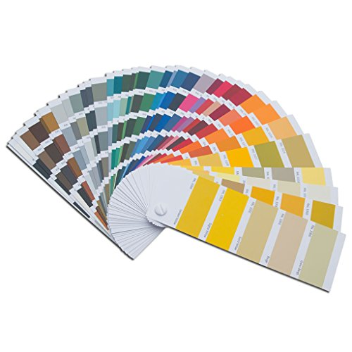 RAL Color Deck for Paint and Powder Coating ()