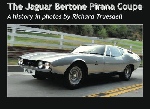The Jaguar Bertone Pirana Coupe: A history in photos