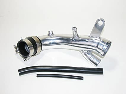 CORKSPORT Mazdaspeed 3 - Turbo Inlet Pipe - Polished Aluminum (Gen-6-463