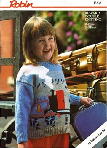 Childs Thomas The Tank Engine Picture Knit Sweater Thomas And The
