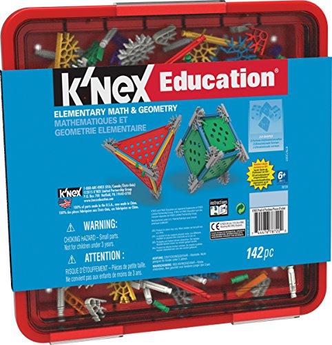 K'NEX Education - Elementary Math and Geometry Set
