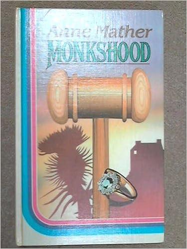 Book Monkshood