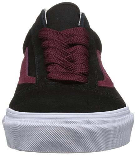 Adulto Lace Old Oversized Sneaker – Nero Unisex Skool Vans AqwH1A
