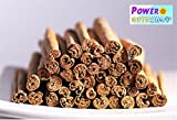 (4 OZ )GROWN ORGANICALLY PURE CEYLON ALBA CINNAMON STICKS