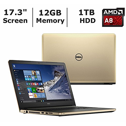 Dell Inspiron i5755 Performance Processor