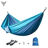 Forbidden Road Hammock Single Double Camping Lightweight...