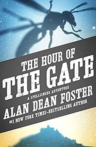 book cover of The Hour of the Gate