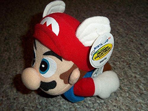 Mario - Super Mario Nintendo 64 Bean Bag Plush