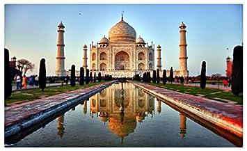 Carte Postale Inde.Inde Carte Postale Carte Postale Amazon Fr Fournitures De