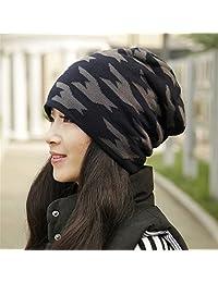 Baotou Knit Hat Hat Female Fashion Hat for Student Couples