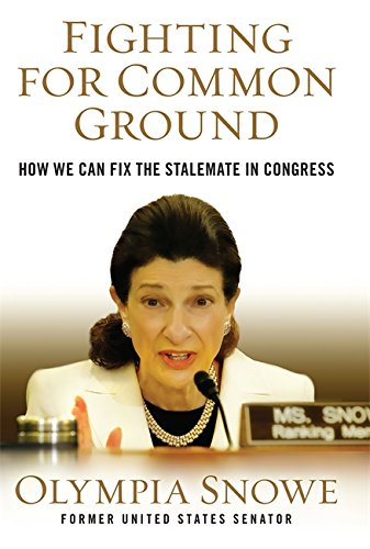 Fighting for Common Ground: How We Can Fix the Stalemate in Congress -