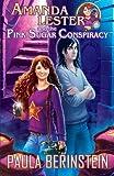 img - for Amanda Lester and the Pink Sugar Conspiracy (Amanda Lester, Detective) book / textbook / text book