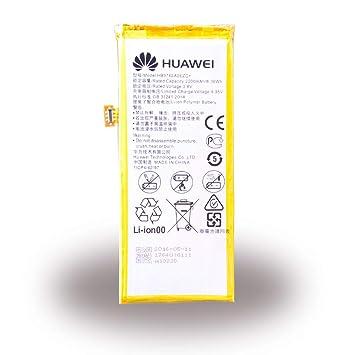 HUAWEI Batería Original para p8 Lite HB3742 A0EZC + For P8 Lite Bulk