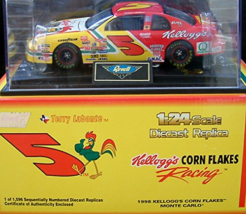 Revell 1998 Kelloggs Corn Flakes Monte Carlo. for sale  Delivered anywhere in USA