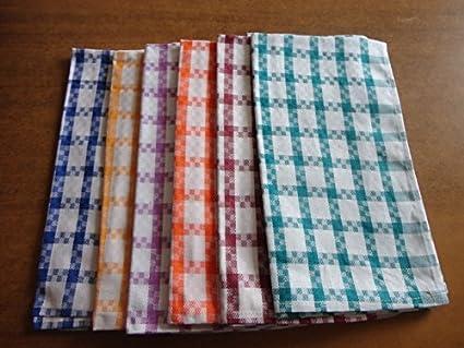 Strofinaccio  Italian Dish Towels (6 Pcs Pack)