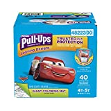 Pull-Ups Learning Designs Potty Training Pants for Boys, 4T-5T (38-50 lb.), 40 Ct. (Packaging May Vary)