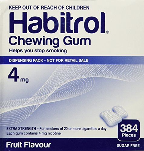 Top 10 nicotine gum fruit 2mg