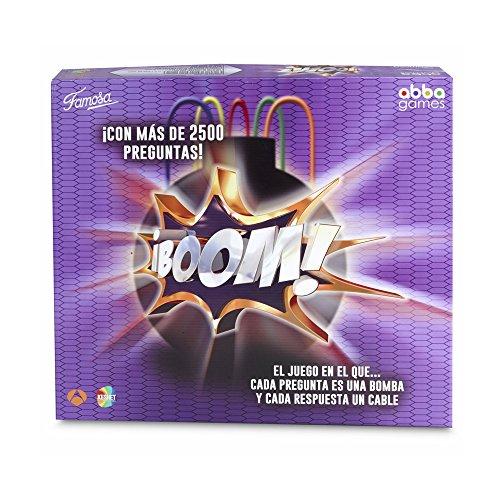 Famogames – Juego de mesa BOOM! Adultos (Famosa, 700013151)