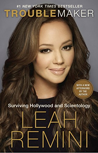 Image result for leah remini troublemaker