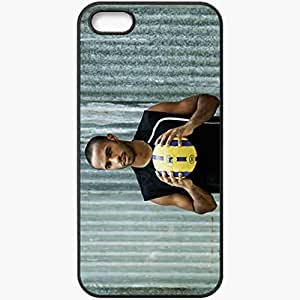 Personalized iPhone 5 5S Cell phone Case/Cover Skin 14Henry Football Federation Of France Thierry Henry Arsenal FC Barcelona Football Black