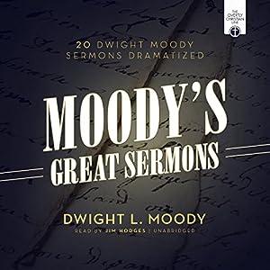 Moody's Great Sermons Speech