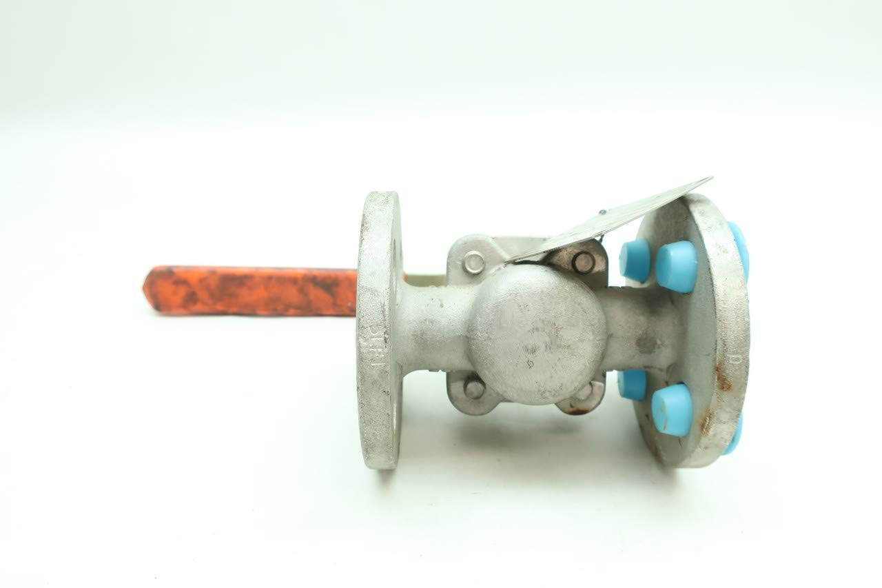 TUFLINE 067 FLANGED Iron Plug Valve 150 1//2IN D655068