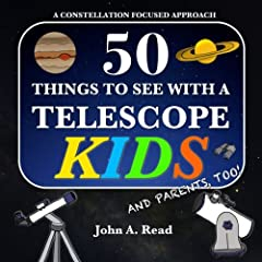 From the author of the bestselling book 50 Things to See with a Small Telescope, this colorful edition explores the constellations with young readers, guiding them to dozens of galaxies, nebulae, and star clusters. Every page features a helpf...