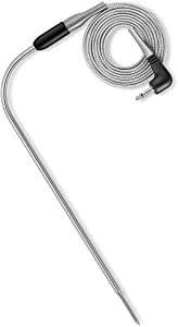 SMARTRO Meat Grill BBQ Thermometer Probe Replacement for ST54 /ST59 Cooking Thermometer