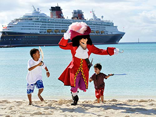 Disney Cruise Line (Mermaids From The Pirates Of The Caribbean)