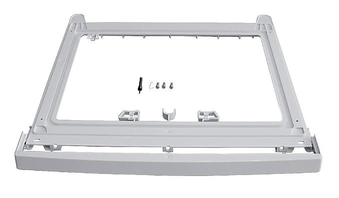 Simens WZ20310 - Junta de unión para instalación en columna de lavadora con secadora para modelo WTE86305FF