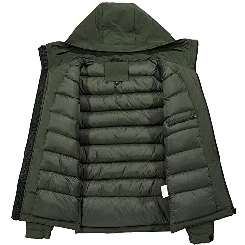 Pervobs Softshell Lined Up Pocket Outerwear
