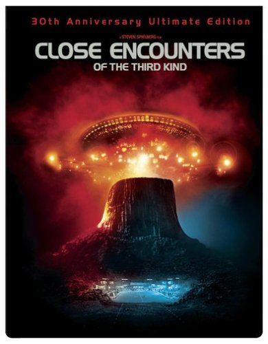 Close Encounters of the Third Kind (30th Anniversary Ultimate Edition) / Recontres du troisième type : 30e Anniversaire (Bilingual) Richard Dreyfuss Francois Truffaut Teri Garr Melinda Dillon