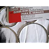 Scarf Holder, Closet Solutions, range foulards