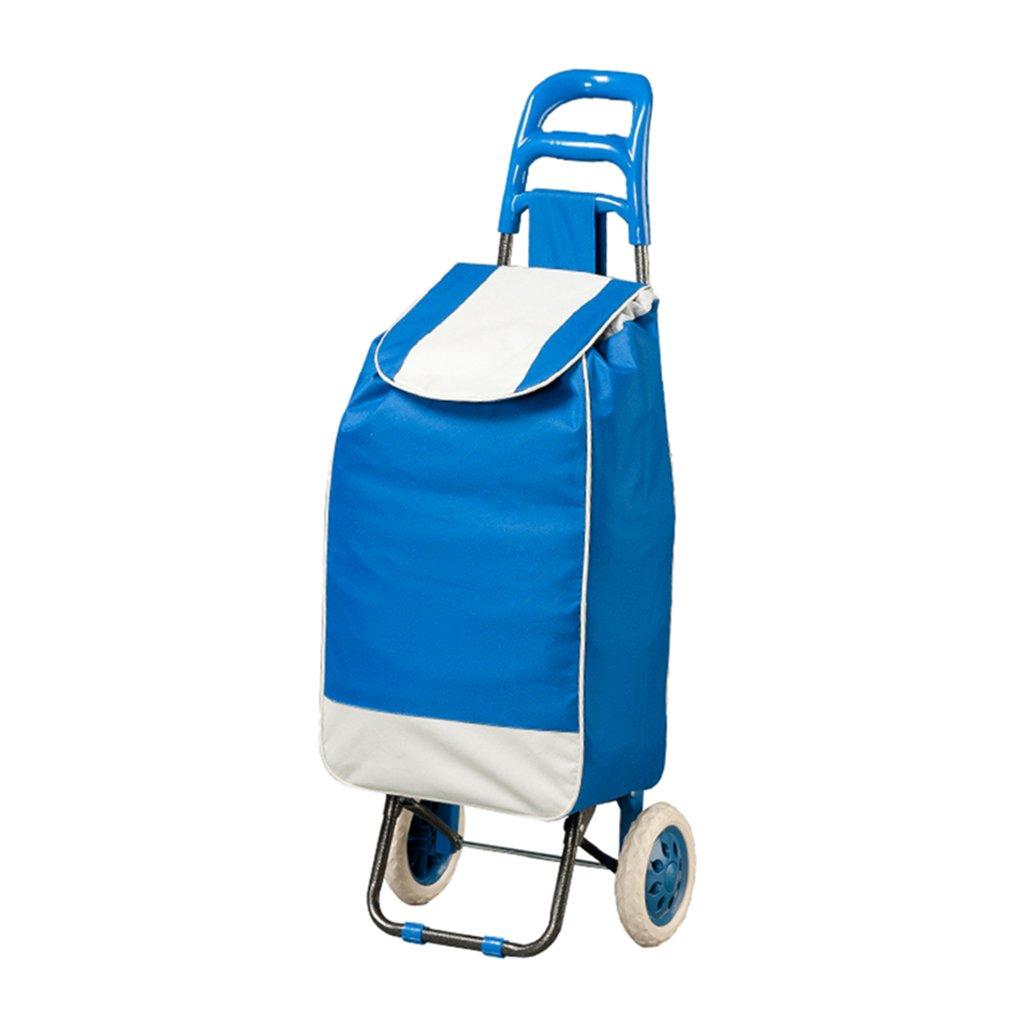 GLJ Portable Supermarket Elderly Push Can Sit Supermarket Cart Shopping Cart Folding Shopping Cart Trolley Car Trolley