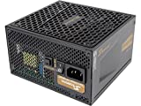 Seasonic PRIME Ultra 750W 80+ Gold Power Supply Full Modular 135mm FDB Fan w/Hybrid Fan Control ATX12V & EPS12V Compact 140 mm Size, Power On Self Tester 12 yr Warranty SSR-750GD2 (Black)
