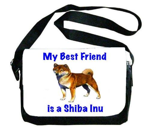 My Best Friend is柴犬メッセンジャーバッグ   B00EXC1LLS