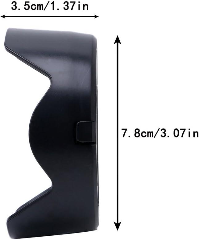 UOTA ES-68 II Pare-Soleil /à ba/ïonnette pour Objectif Canon EF 50 mm f//1.8 STM Petal