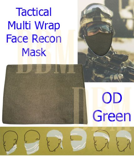 Tactical Multi Recon Bandana Scarf