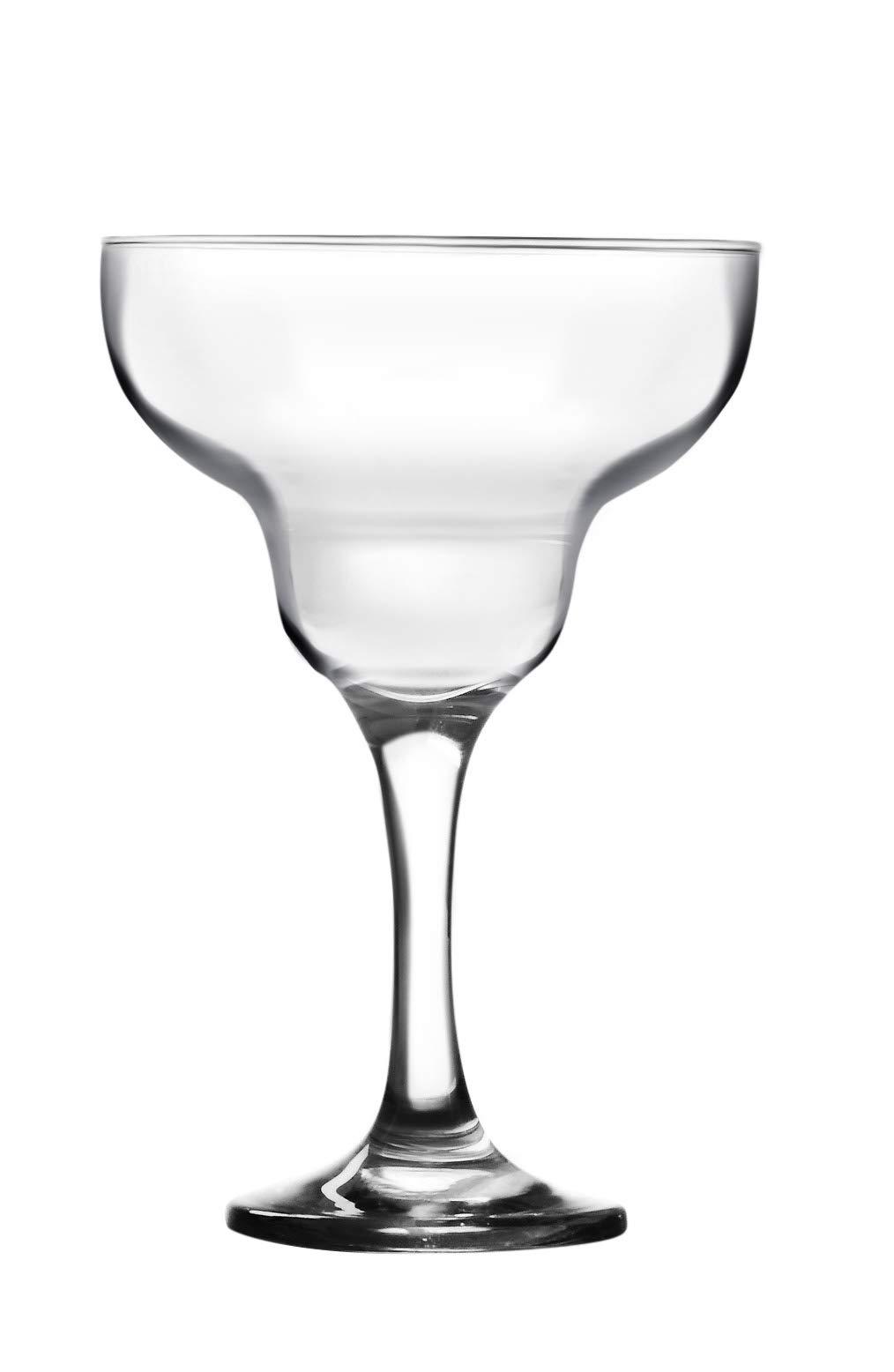 GLASSCO Margarita Glasses, Stem, Set Of 24