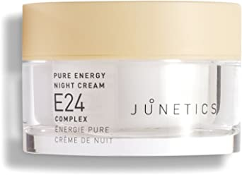 Junetics Pure Energy Night Cream, 1.5 Ounce