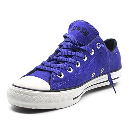 Scarpe Unisex Converse CT OX Electric Purple Black 113305 (44.5 - Electric Purple Black) u60z7DLuH